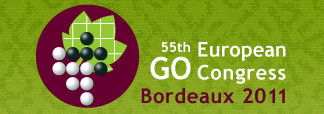 55th European Go Congress Logo