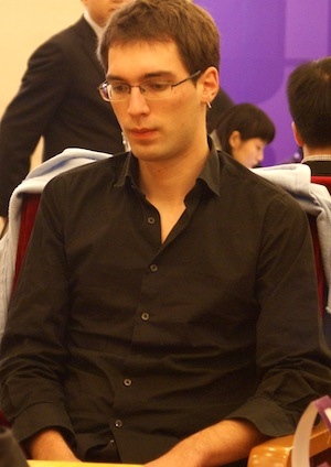 Jan Simara, European Go Champion 2012