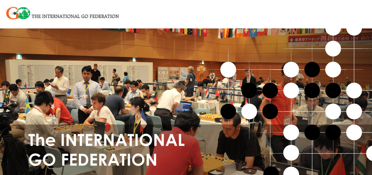 Website of The International Go Federation